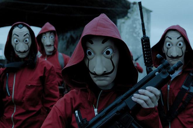 Το La Casa De Papel επιστρέφει σήμερα με νέο κύκλο και το Netflix γύρισε promo στην… Πάτρα