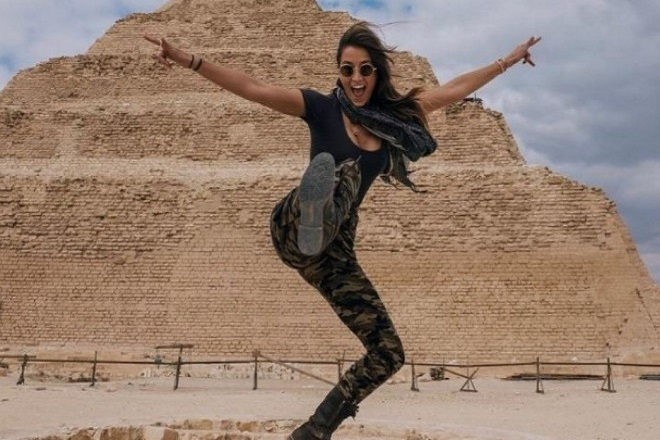 Μία 21χρονη Αμερικανίδα είναι το νεαρότερο άτομο που ταξίδεψε σε όλες τις χώρες του κόσμου