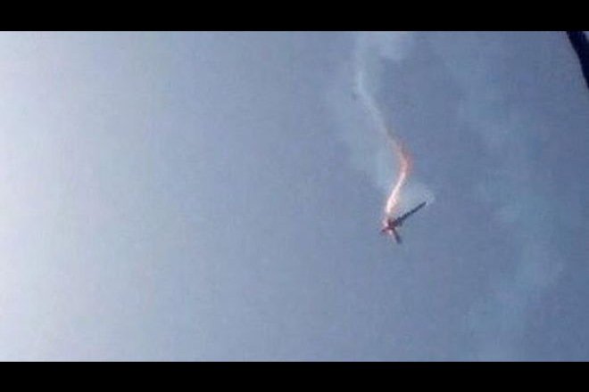 Aμερικανικό drone υποστηρίζουν ότι κατέρριψαν οι Φρουροί της Επανάστασης