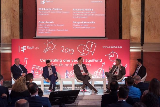 Ένας χρόνος EquiFund: Οι προκλήσεις και η παρακαταθήκη για το μέλλον