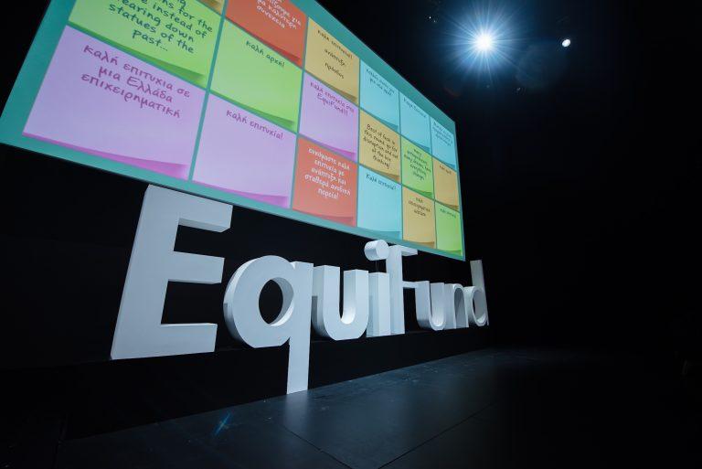 Ένας χρόνος EquiFund: Ανοίγοντας το «παράθυρο» στην οικονοµία της γνώσης