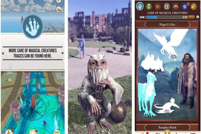 Harry Potter: Wizards Unite: Κυκλοφόρησε σήμερα το νέο AR game σε στυλ Pokemon Go (Βίντεο)