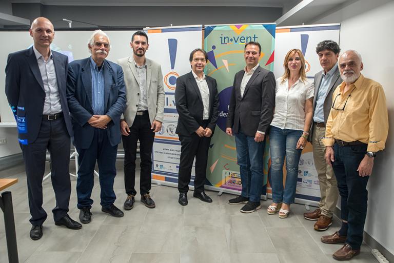 Οι ομάδες του Invent-ICT συναντούν τους επικεφαλής των σημαντικότερων εταιρειών στις τηλεπικοινωνίες
