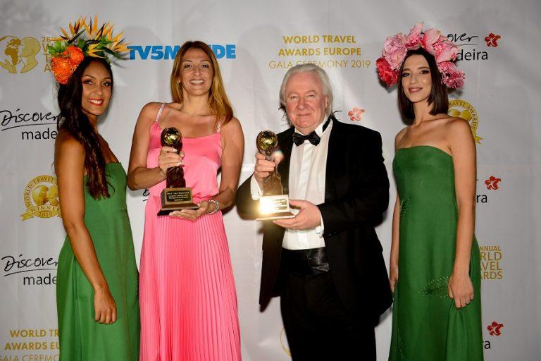 HotelBrain: Κορυφαία Εταιρεία Διαχείρισης Ξενοδoχείων στην ΕΕ στα 26α World Travel Awards