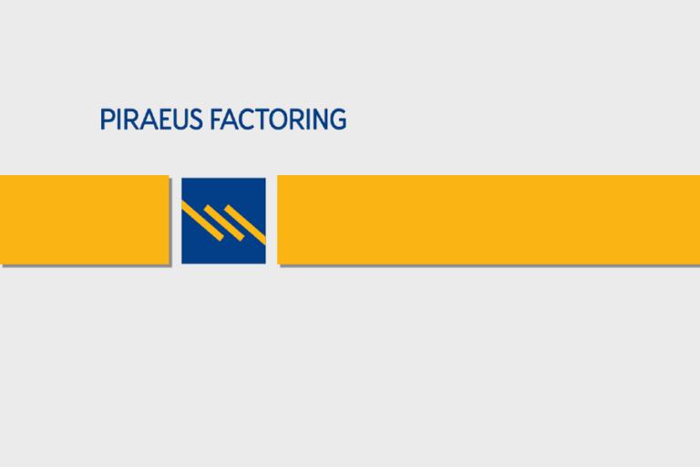 Παγκόσμια Διάκριση για την Πειραιώς Factoring