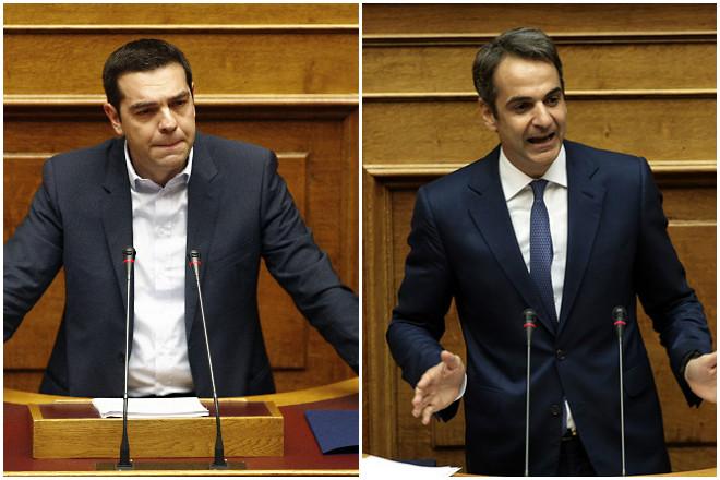 Debate με όλα τα κόμματα, αλλά και μόνο με τον Κυριάκο Μητσοτάκη, ζητά ο ΣΥΡΙΖΑ