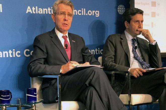 Πάιατ: Η Ελλάδα έχει αντιμετωπίσει με υπευθυνότητα «κάποιες αρκετά προκλητικές ενέργειες της Τουρκίας»