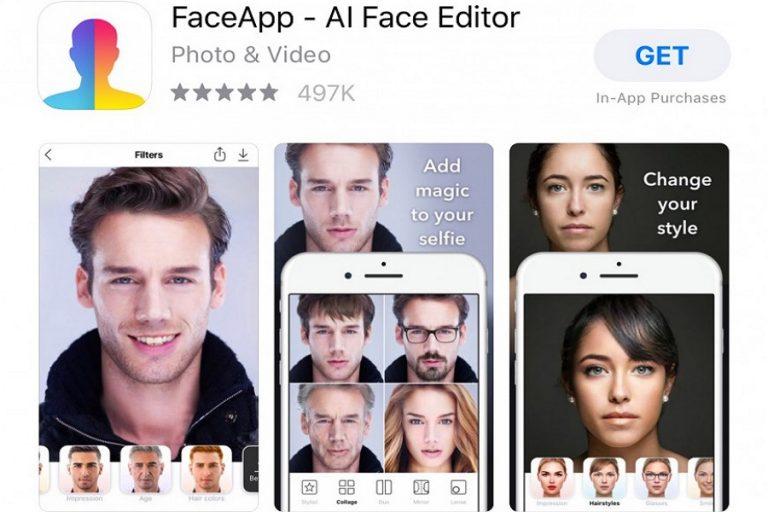 Η αντι-ρωσική φοβία ξαναχτυπά με το FaceApp