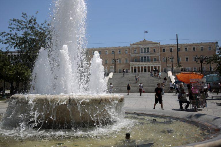 Οδηγίες αντιμετώπισης του καύσωνα από τον δήμο Αθηναίων