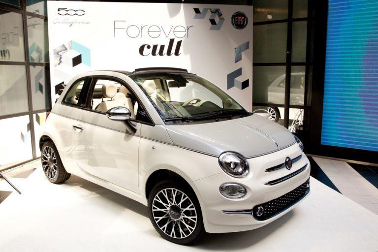 Η Fiat Chrysler ρίχνει 788 εκατ. δολάρια για να κάνει ηλεκτροκίνητο το Fiat 500