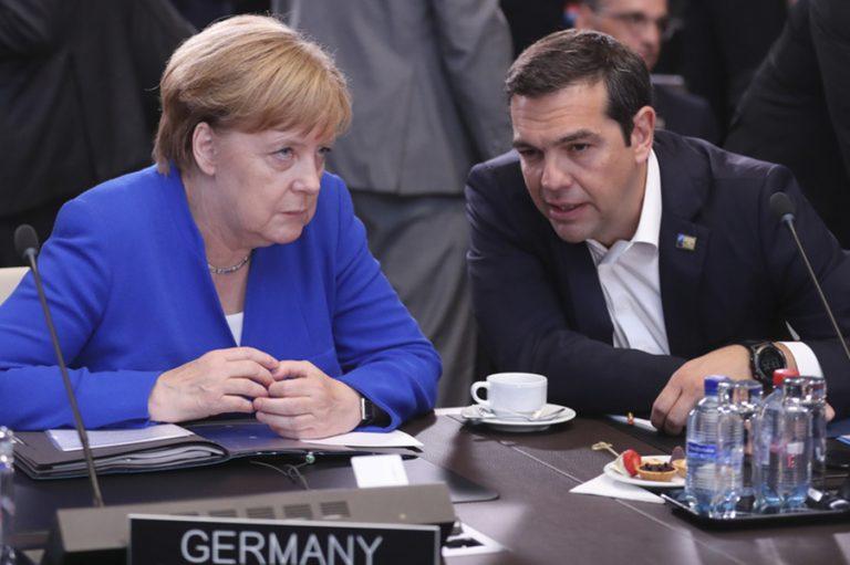 Οι όροι Τσίπρα στην Μέρκελ για να δεχτεί τα πρόσωπα της νέας ηγεσίας στην ΕΕ