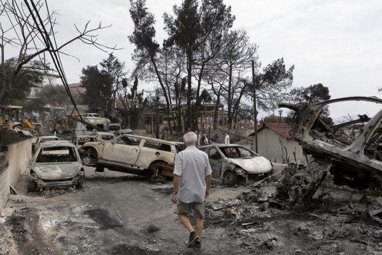 Παρέμβαση εισαγγελέα μετά το δημοσίευμα της «Καθημερινής» για την τραγωδία στο Μάτι