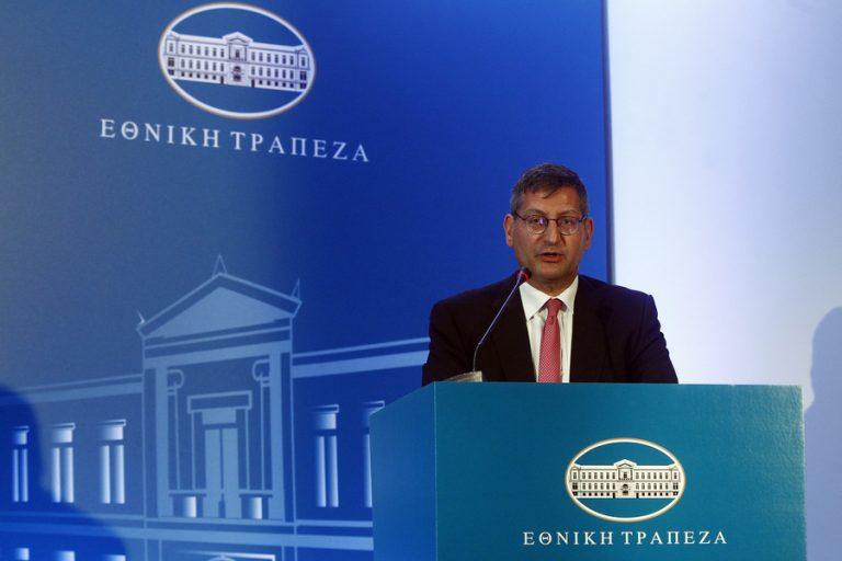 Μυλωνάς: Μείωση των NPLs της Εθνικής στο 5% ως τα τέλη του 2022