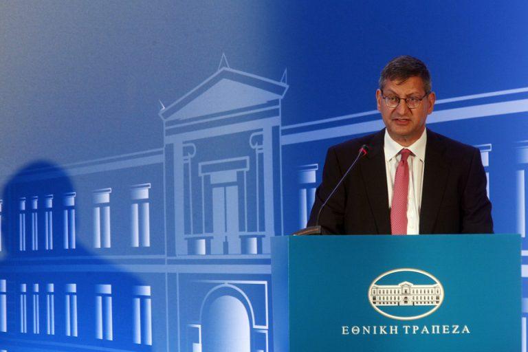 Μυλωνάς: Οι ελληνικές τράπεζες θα καταφέρουν να μειώσουν κατά 50 δισ. τα κόκκινα δάνειά τους ως το 2021