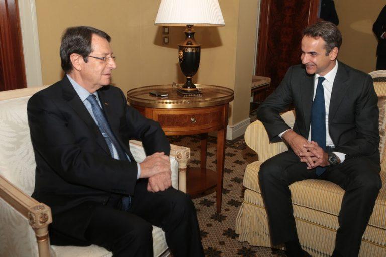 Στην Κύπρο σήμερα ο πρωθυπουργός Κυριάκος Μητσοτάκης, εν μέσω διαρκών τουρκικών προκλήσεων