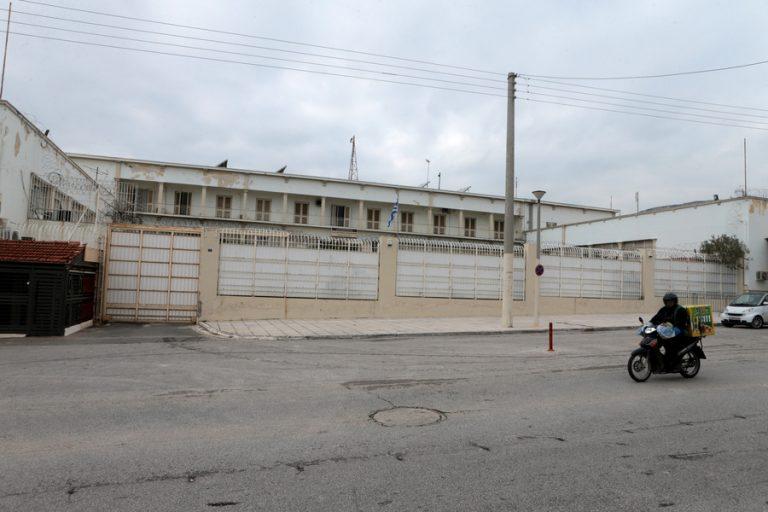 Σε καραντίνα πτέρυγα των φυλακών Κορυδαλλού μετά από κρούσμα κορωνοϊού