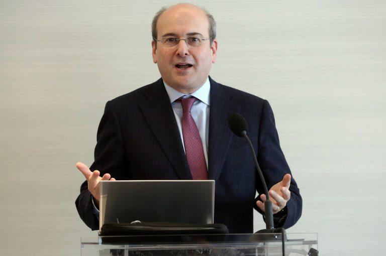 Κωστής Χατζηδάκης: Η κυβέρνηση δημιουργεί σημαντικές επενδυτικές ευκαιρίες στην ενέργεια