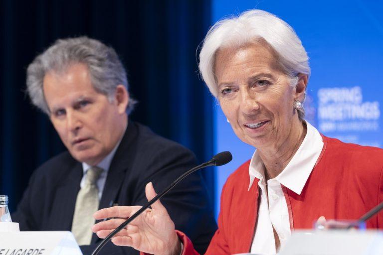 Ο άνθρωπος που αναλαμβάνει τον ρόλο της Λαγκάρντ στο ΔΝΤ μέχρι νεωτέρας