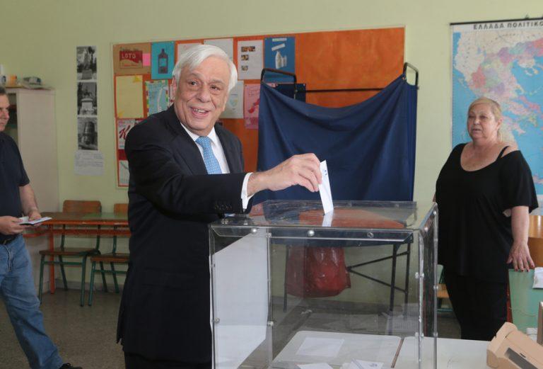 Πού ψηφίζουν οι πολιτικοί αρχηγοί