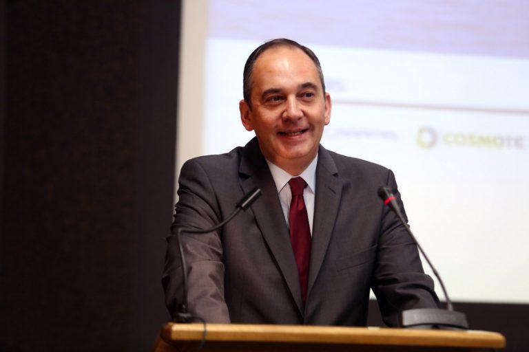 Πλακιωτάκης: Θα καταβάλλω κάθε δυνατή προσπάθεια να καταστεί η ελληνική ναυτιλία ατμομηχανή της εθνικής οικονομίας