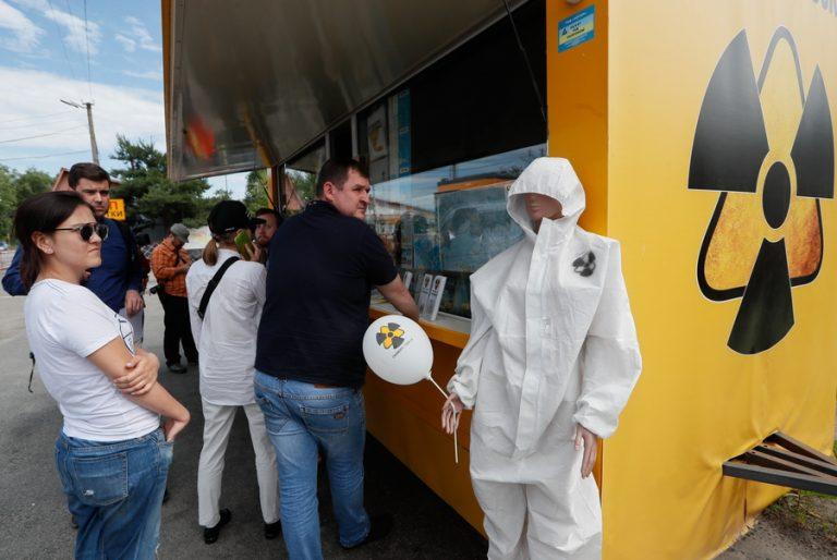 Ακόμη πιο «φιλικός» προς τους θαρραλέους τουρίστες γίνεται ο πυρηνικός σταθμός του Τσερνόμπιλ