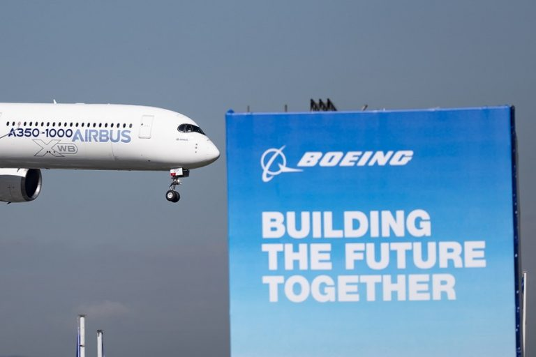 Η κόντρα μεταξύ Airbus και Boeing συνεχίζεται- Ποια θα βγει τελικά νικήτρια;