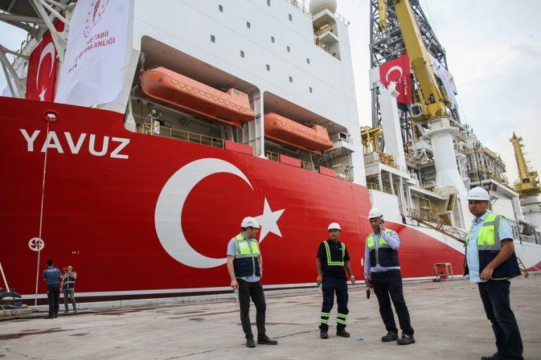 ΗΠΑ σε Τουρκία: Να απομακρυνθεί το Γιαβούζ από την Κύπρο- Παράνομες οι δραστηριότητες