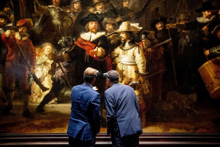Μοναδική ευκαιρία για τους φίλους της τέχνης σε όλο τον κόσμο: Σε live streaming η συντήρηση πίνακα του Ρέμπραντ