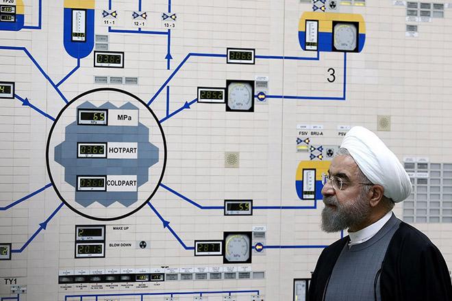 Οι επιθεωρητές επιβεβαίωσαν ότι η Τεχεράνη ξεκίνησε τον εμπλουτισμό ουρανίου άνω των ορίων της πυρηνικής συμφωνίας