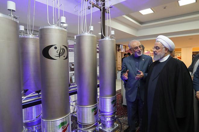 Το Ιράν θα παραβιάσει τα όρια εμπλουτισμού ουρανίου «εντός ωρών»