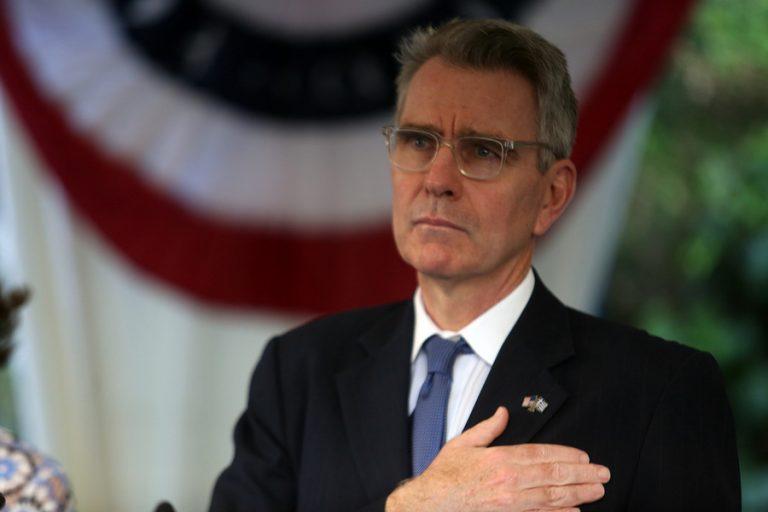 Τζ. Πάιατ: Οι ΗΠΑ δίπλα στην Ελλάδα ανεξαρτήτως εκλογικού αποτελέσματος