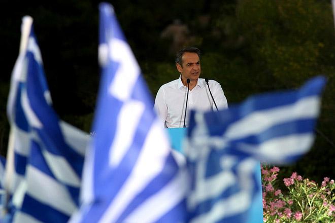 Αφήνει το Μέγαρο Μαξίμου ο Μητσοτάκης- Πού μετακομίζει το πρωθυπουργικό γραφείο