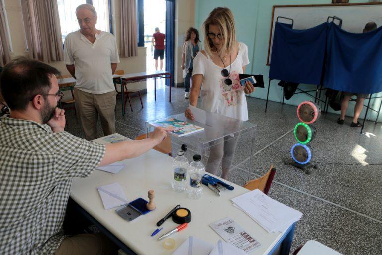 Οι Έλληνες αποφασίζουν για την επόμενη κυβέρνηση