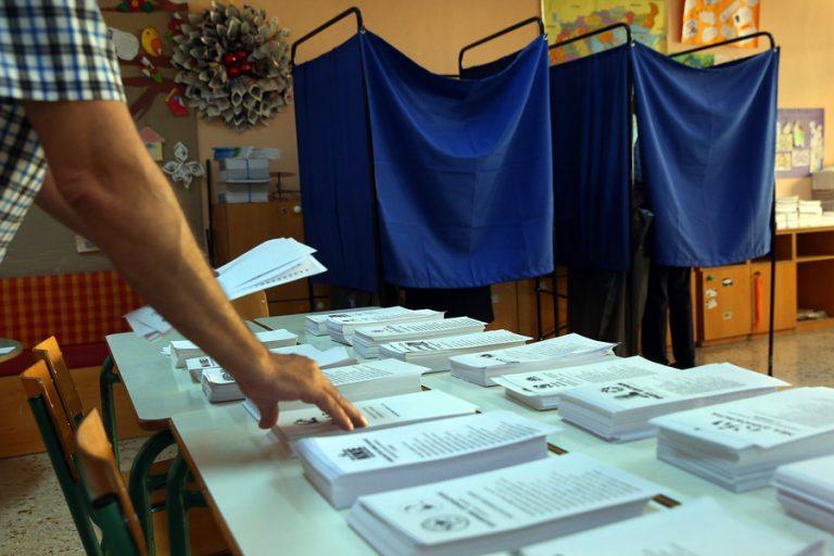 Τα υψηλότερα και τα χαμηλότερα ποσοστά των κομμάτων στις εκλογικές περιφέρειες