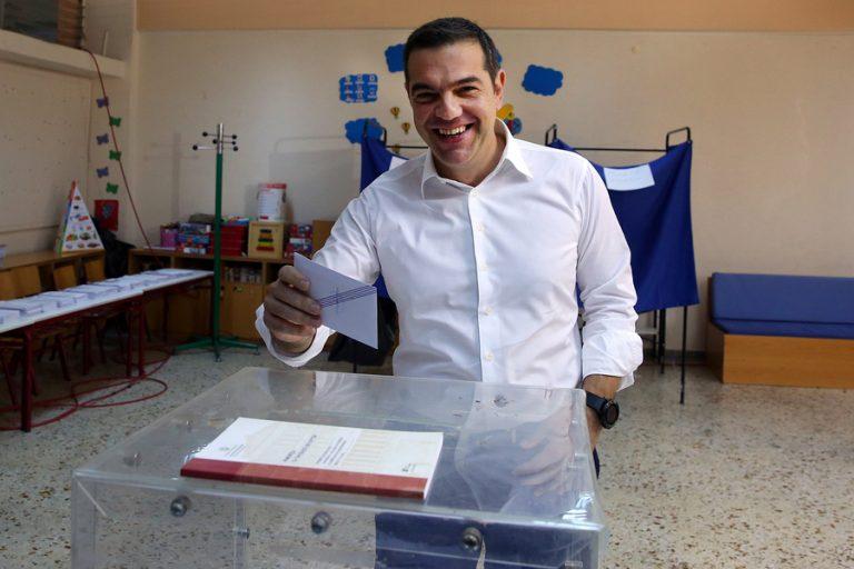 Το μήνυμα Τσίπρα στην κάλπη για την επόμενη μέρα των εκλογών