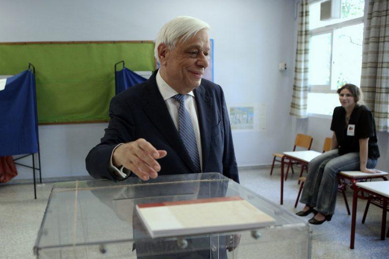 Οι δηλώσεις Παυλόπουλου και πολιτικών αρχηγών για την ημέρα των εκλογών