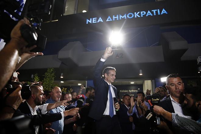 Εντολή σχηματισμού κυβέρνησης στον Κυρ. Μητσοτάκη – Ποιοι θα είναι οι νέοι υπουργοί