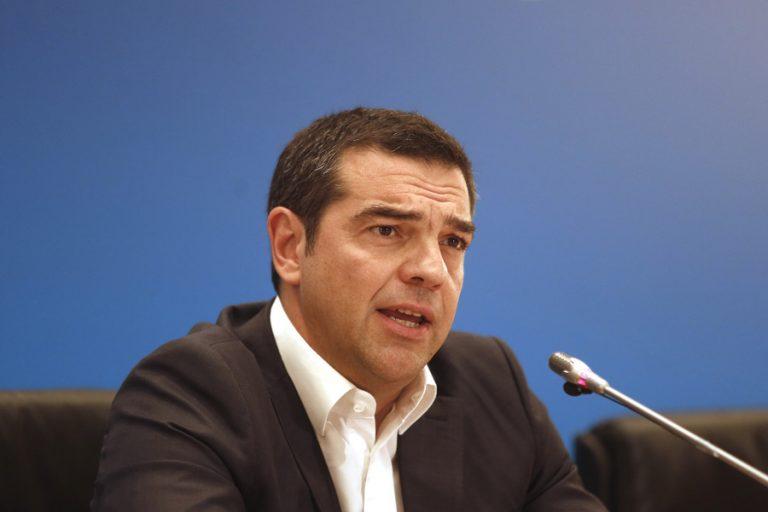 Τσίπρας: Αλλάζουν τους Ποινικούς Κώδικες για να κάνουν deals με τους τραπεζίτες και τα «λευκά κολάρα»
