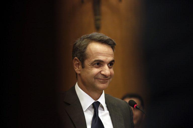 Κυρ. Μητσοτάκης στη Washington Post: Θέλω μια διαφορετική Ελλάδα σε τέσσερα χρόνια