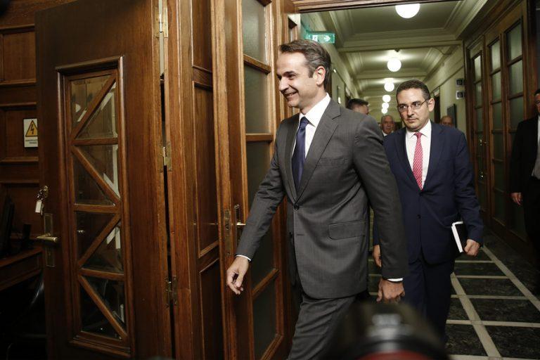 Προγραμματικές Δηλώσεις: Κεντρική αποστολή της κυβέρνησης η μείωση των φόρων και οι νέες επενδύσεις