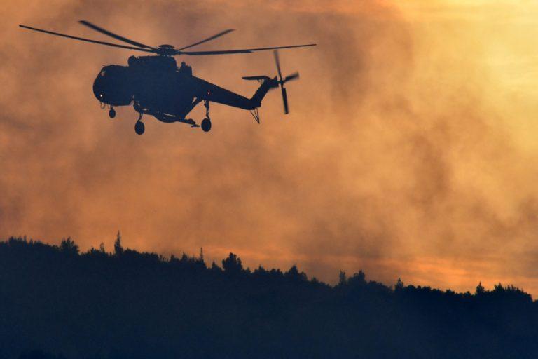 Προσοχή: Υψηλός ο κίνδυνος εκδήλωσης και εξάπλωσης πυρκαγιών σήμερα