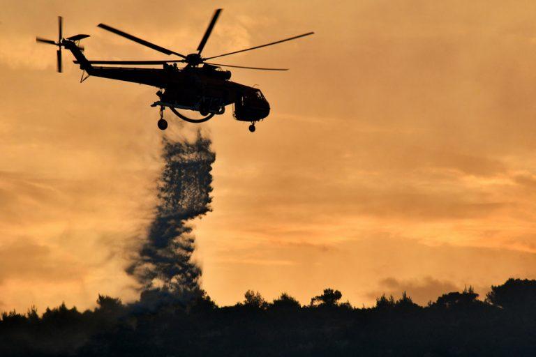 Προσοχή: Πολύ υψηλός κίνδυνος πυρκαγιάς σήμερα στις Περιφέρειες Αττικής και Στερεάς Ελλάδος