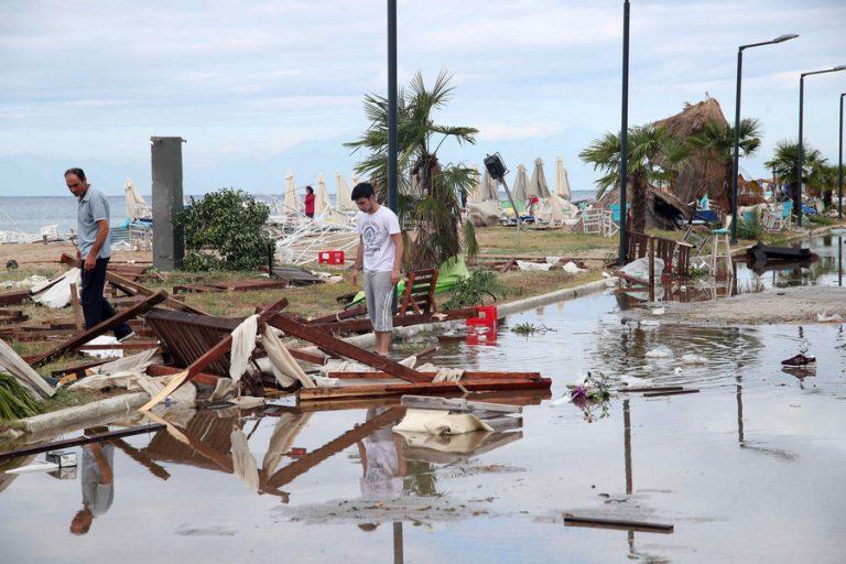 Το τεράστιο κόστος που άφησε πίσω της η πρωτοφανής καταστροφή στην Χαλκιδική