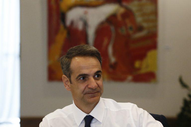 Μητσοτάκης στη Le Figaro: «Προσκαλώ τους Γάλλους επενδυτές στην Ελλάδα»
