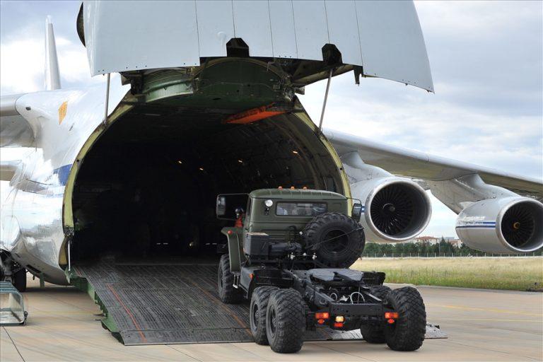 Κυρώσεις των ΗΠΑ κατά της Τουρκίας για τους S-400
