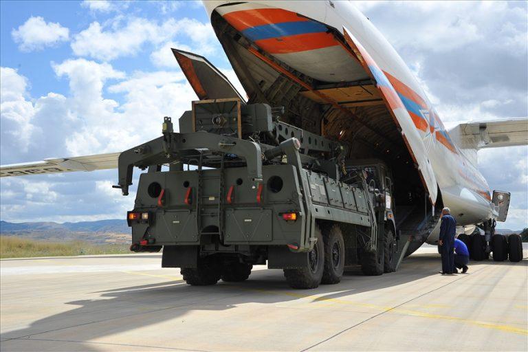 Τσαβούσογλου: Η Άγκυρα δεν έχει ενεργοποιήσει ακόμη τα S-400