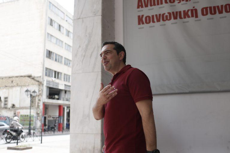 ΣΥΡΙΖΑ: Έξι βήματα για τον μετασχηματισμό του κόμματος έθεσε ο Αλέξης Τσίπρας στην Πολιτική Γραμματεία