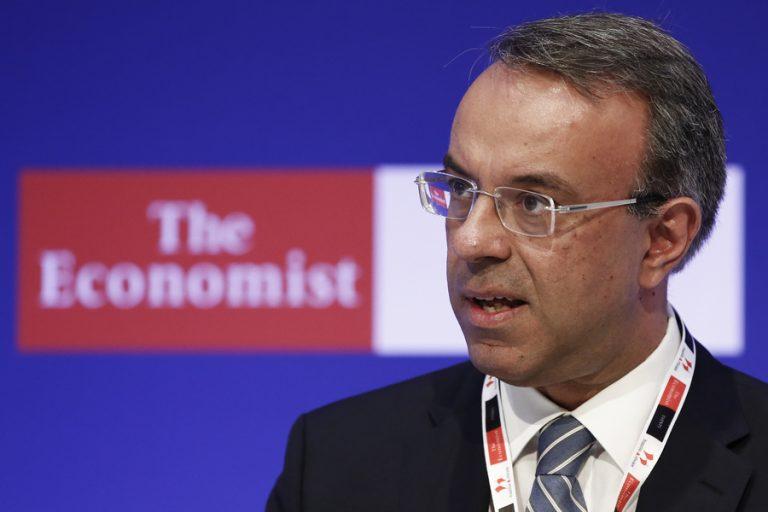Οι τέσσερις προτεραιότητες Σταϊκούρα για την ανάταση της ελληνικής οικονομίας