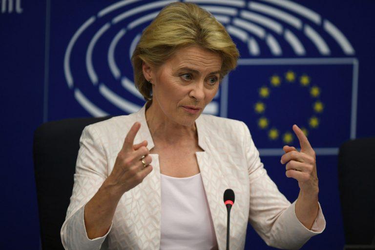 «Νέα συμφωνία για τη μετανάστευση» επιθυμεί η Ούρσουλα φον ντερ Λάιεν