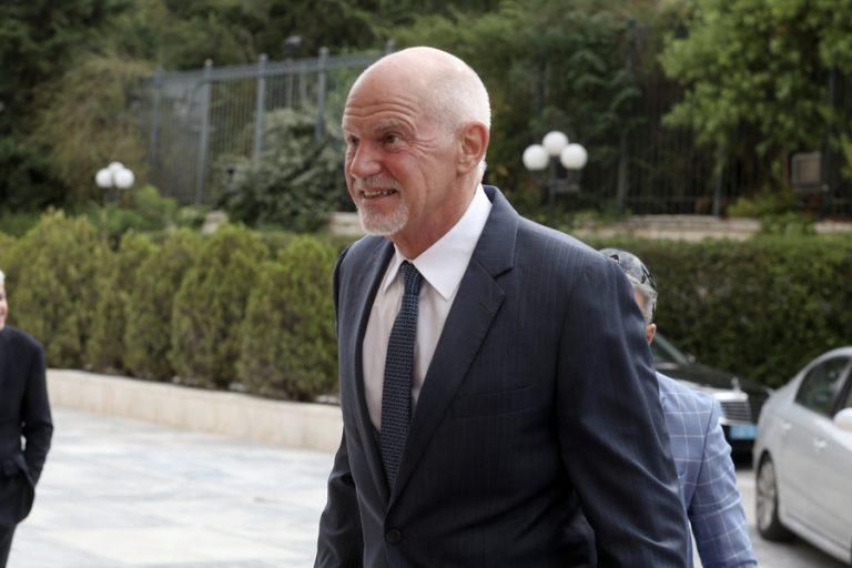 Παρέμβαση Γιώργου Παπανδρέου: ΝΔ και ΣΥΡΙΖΑ επιτίθενται στη προοδευτική παράταξη όπως το 89′